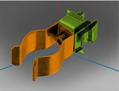Technische Feder Produktkonstruktion
